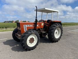 farm tractor Fiat 70-66 DT 1987