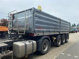 tipper semi trailer Schwarzmüller HKS (Kippsattelauflieger) H-Serie Kippauflieger 2017