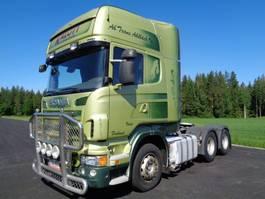 cab over engine Scania R620-V8 6X4 3100 2013