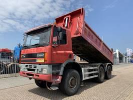 tipper truck Ginaf M 3335-S EVS 380 6x6 Euro 2 Tipper 2000