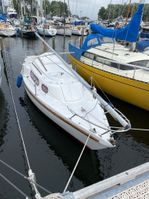 sailboat with engine A&D 1986