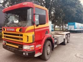 Container-LKW Scania P114-380 114 2001