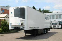 refrigerated semi trailer Kögel TK SLXe 200/FRC 04-22/Strom/blumenbreite/Miete 2018