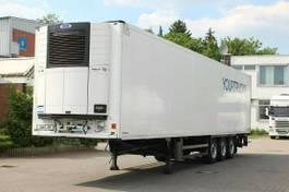 refrigerated semi trailer Schmitz Cargobull CV 1550/LBW/Trennwand/Strom/blumenbreite 2015