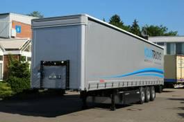 tilt semi trailer Kögel Standard-Plane/Edscha/Liftachse/2,8h/ Miete 2021