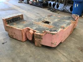 other equipment part Terex Demag Counterweight 10 ton right