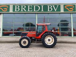 farm tractor Fiat agri F 120 DT