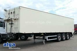 walking floor semi trailer Kempf SP 35/3, Schubboden, 62m³, Agrar, 6mm Boden 2010