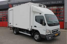 refrigerated truck Mitsubishi Fuso Airco, new pump euro 5 2012