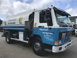 tank truck Volvo FL 7 **14000LTR-FULL STEEL-FRENCH TRUCK** 1996