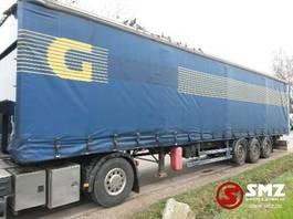 tilt semi trailer Samro Oplegger 30x Tautliner/90/2010 2002