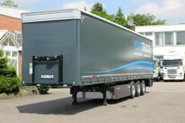 tilt semi trailer Kögel Standard-Plane/Edscha/Liftachse/Miete 2021