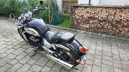 chopper motorcycle Triumph Rocket 3 2012