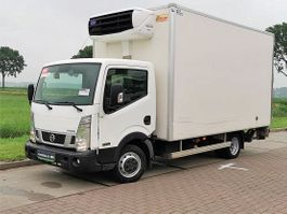 refrigerated van Nissan 3.0 dci frigo laadklep! 2017