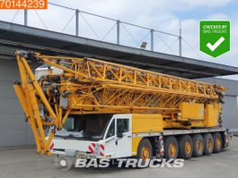 all terrain cranes Spierings SK1265-AT6 60M JIB - ABOMA INSPECTION - HOOK 64.2M 2004