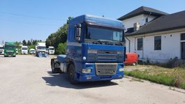 cab over engine DAF XF 95 Euro 3 Manual Gearbox 480HP 2003