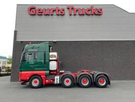 heavy duty tractorhead MAN TGX 41.540 8X4/4 BLS HEAVY DUTY TRACTOR 160 TON 2014