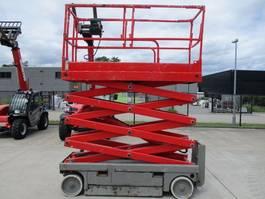 scissor lift wheeld Haulotte Compact 10N 2007