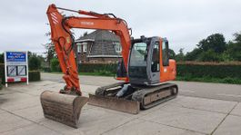 Mini-Raupenbagger Hitachi ZX70LC with original low hours 2008