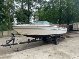 sport boat 140pk omc motor