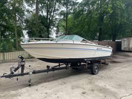 Sportboot 140pk omc motor