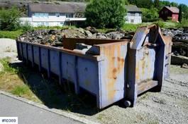 Other truck part Dumperflak for krokbil. 6m