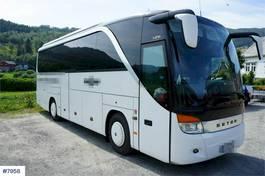 tourist bus Setra S411HD 2012