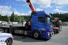 crane truck Mercedes-Benz 2544L mw/Palfinger 23002 Crane truck 2008