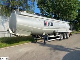 tank semi trailer semi trailer General Trailers Fuel 40173 Liter, 9 Compartments 2002