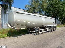 tank semi trailer semi trailer General Trailers Fuel 39106 Liter, 7 Compartments 2003