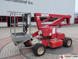 articulated boom lift wheeled Niftylift HR12NDE BI-ENERGY ARTICULATED BOOM WORKLIFT 1220CM 2006