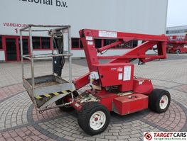 articulated boom lift wheeled Niftylift HR12NDE BI-ENERGY ARTICULATED BOOM WORKLIFT 1220CM 2005