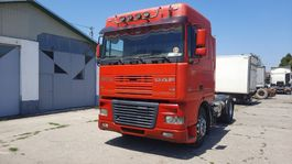 cab over engine DAF XF 95 , Euro 3, Manual Gearbox, 430HP, 2002 2002