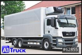 refrigerated truck MAN TGS 26 01/2022 , LBW, Carrier, 3450 BStd, 2013