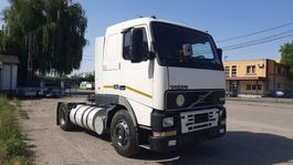 cab over engine Volvo FH 12 Euro2, Manual injector pump, Manual gearbox 1998