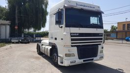 cab over engine DAF XF 95 , Automatic gearbox, 430HP, 2005 2005