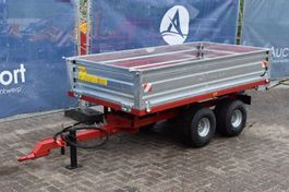 tipper trailer agricultural Boxer HT25