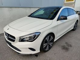 sedan car Mercedes-Benz CLA 180 Shooting Break *benzine*automaat*sport*pano 2017