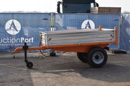 tipper trailer agricultural Boxer HT30 2021