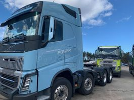 heavy duty tractorhead Volvo FH 16 Tractor Unit Heavy loading 2017