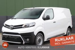 closed lcv Toyota Worker 1.5 D-4D Live Airco, Cruise control, Apple Carplay, Bluetooth 2021