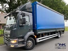 sliding curtain truck DAF 260 16 TONNER SCHUIFZEIL 2018