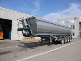 tipper semi trailer Kel-Berg 37 m³ 2014