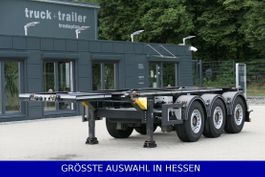 chassis semi trailer Web-Trailer Container 20ft. Liftachse 42to. €249.-mtl. 2019