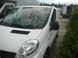 closed lcv Renault 2,0 DCI Kastenwagen L1H1*Klimaanlage 2014