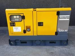 generator Atlas Copco QAS 20 2011