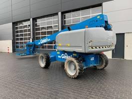 telescopic boom lift wheeled Genie S 65 2014