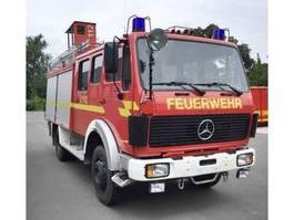 ambulance lcv Mercedes-Benz 1222 AF 4x4, TLF16/25, Feuerwehr, Heckpumpe 1222 AF 4x4, TLF16/25, Feuer... 1987