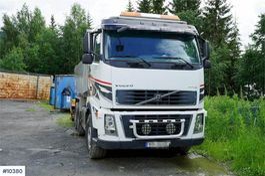 tipper truck > 7.5 t Volvo FH 16 Steel suspension. Tipper truck 2008