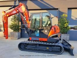 crawler excavator Kubota KX080-4A2 2021